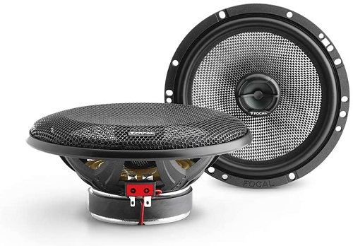 Focal 165 AC Coaxial Speakers for Jeep Wrangler